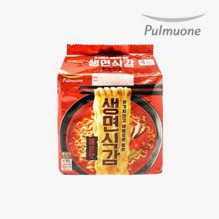 [슈퍼마트]풀무원 생면식감 매운맛95.9g * 4입(멀티)