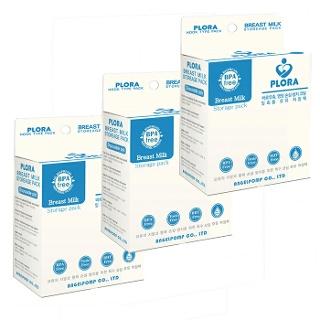 매  플로라[PLORA] 프리미엄 3중지 모유 저장팩