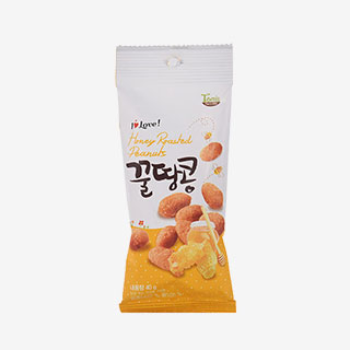 [슈퍼마트]길림양행 꿀땅콩40g*5