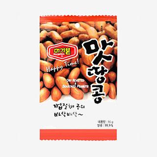 [슈퍼마트]머거본맛땅콩55g*3