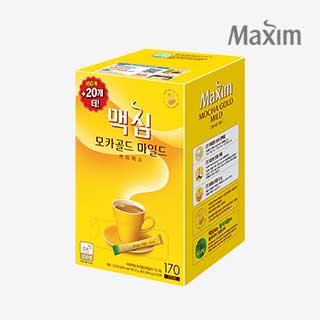 [슈퍼마트]맥심 모카 골드150T+20T