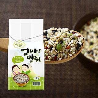 [슈퍼마트] 엄마밥줘 15곡 혼합곡 1kg