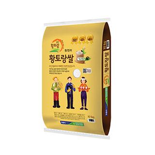 [슈퍼마트] 황토랑쌀 일미 특등급(완전미) 10kg