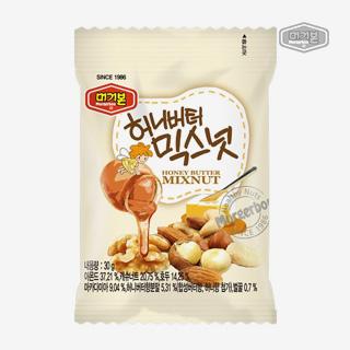 [슈퍼마트]머거본 허니버터 믹스넛 30g