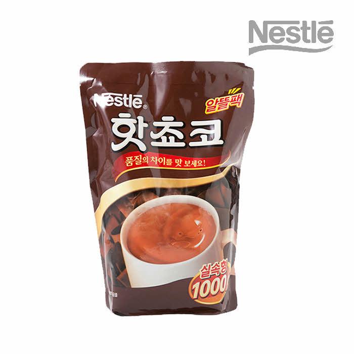 네슬레 핫초코 알뜰팩 1kg