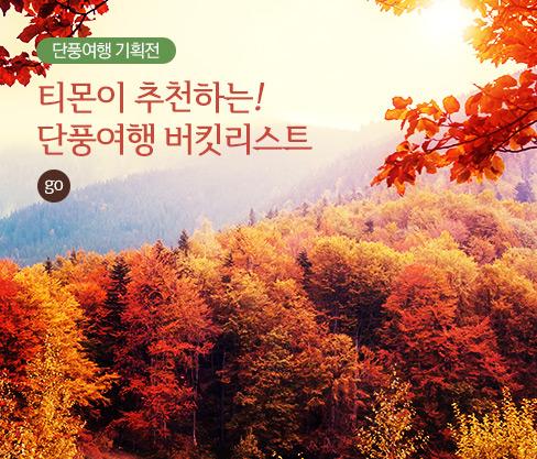 가을여행기획전