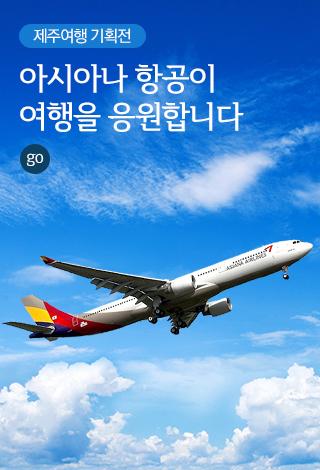 아시아나항공 편도기획전